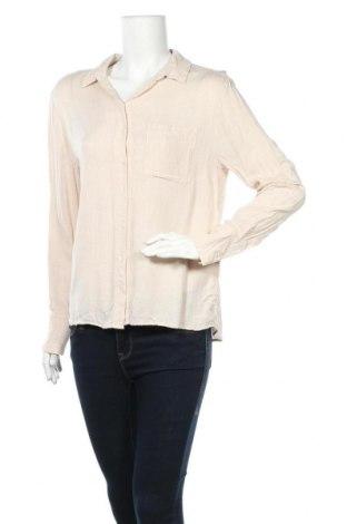 Дамска риза Someday., Размер S, Цвят Бежов, Цена 3,31лв.