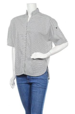 Дамска риза Steffen Schraut, Размер M, Цвят Бял, 60% памук, 35% полиестер, 5% еластан, Цена 22,00лв.