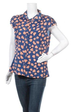 Дамска риза Touch, Размер XL, Цвят Син, Полиестер, Цена 15,12лв.