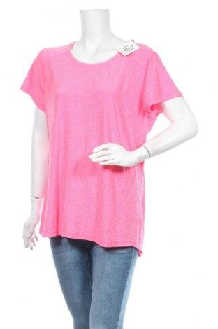 Дамска тениска Head, Размер XXL, Цвят Розов, 96% полиестер, 4% еластан, Цена 14,28лв.