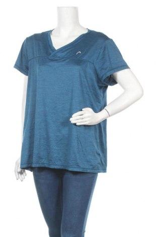 Дамска тениска Head, Размер XL, Цвят Син, Цена 8,98лв.