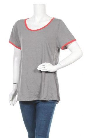 Дамска тениска LulaRoe, Размер XL, Цвят Сив, 96% полиестер, 4% еластан, Цена 10,71лв.