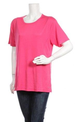 Дамска тениска SOC, Размер XL, Цвят Розов, Полиестер, Цена 15,12лв.