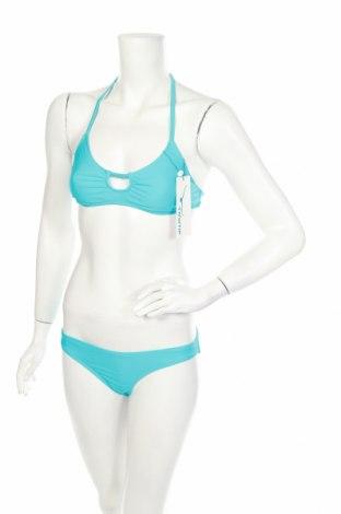 Costum de baie de damă Twintip, Mărime M, Culoare Albastru, 81% poliamidă, 19% elastan, Preț 67,93 Lei