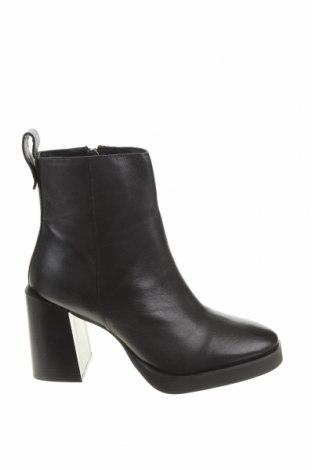 Дамски боти ASRA, Размер 37, Цвят Черен, Естествена кожа, Цена 249,00лв.
