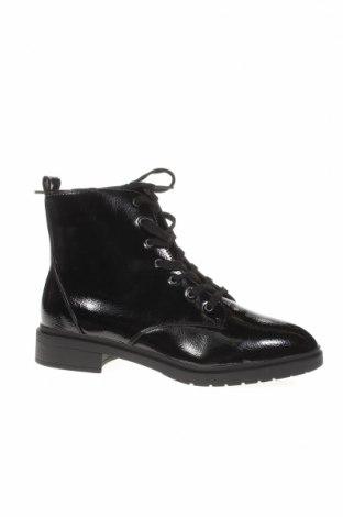 Дамски боти New Look, Размер 42, Цвят Черен, Еко кожа, Цена 79,00лв.