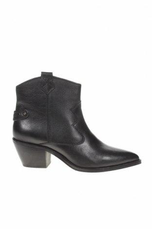 Дамски боти Pepe Jeans, Размер 41, Цвят Черен, Естествена кожа, Цена 239,00лв.