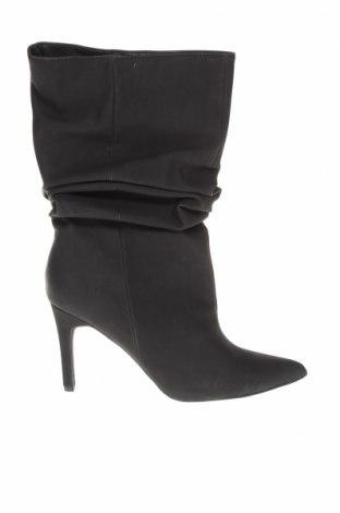Дамски ботуши Missguided, Размер 40, Цвят Черен, Еко кожа, Цена 79,00лв.