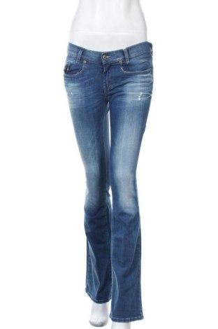 Dámské džíny  Diesel, Velikost M, Barva Modrá, 98% bavlna, 2% elastan, Cena  1096,00Kč