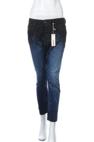 Γυναικείο Τζίν Diesel, Μέγεθος M, Χρώμα Μπλέ, 67% βαμβάκι, 21% lyocell, 12% πολυεστέρας, Τιμή 92,40€