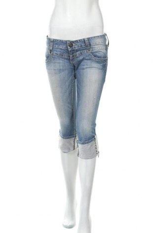 Γυναικείο Τζίν Guess, Μέγεθος M, Χρώμα Μπλέ, Τιμή 10,34€