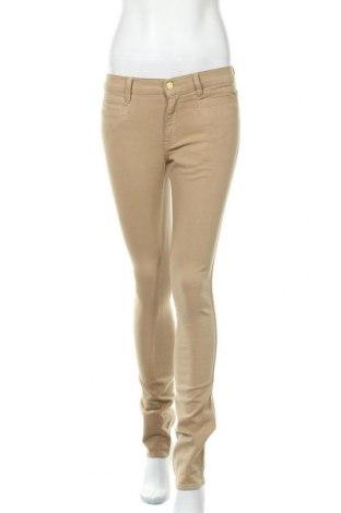 Дамски дънки Mih Jeans, Размер S, Цвят Бежов, Цена 47,52лв.