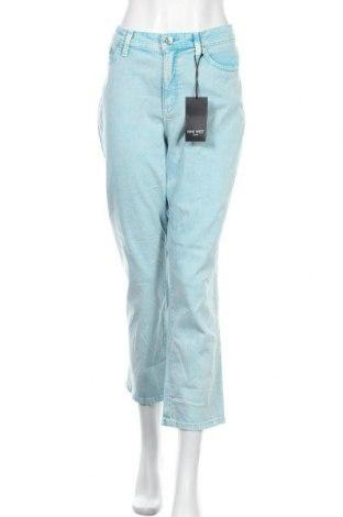 Дамски дънки Nine West, Размер XL, Цвят Син, 98% памук, 2% еластан, Цена 43,47лв.