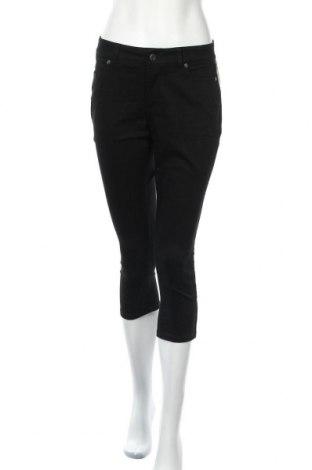 Дамски дънки Talbots, Размер XS, Цвят Черен, 98% памук, 2% еластан, Цена 10,58лв.