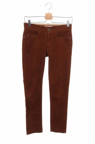 Дамски джинси Stefanel, Размер S, Цвят Кафяв, 98% памук, 2% еластан, Цена 48,75лв.