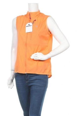 Γυναικείο γιλέκο Ziener, Μέγεθος M, Χρώμα Πορτοκαλί, 92% πολυαμίδη, 8% ελαστάνη, Τιμή 5,57€