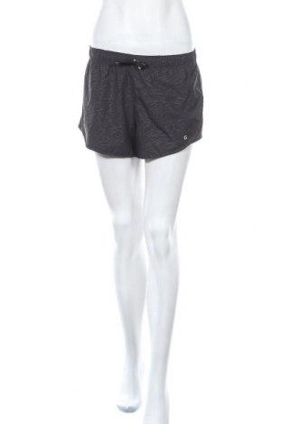 Дамски къс панталон Active By Tchibo, Размер S, Цвят Черен, 90% полиестер, 10% еластан, Цена 6,04лв.