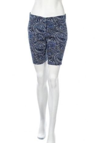 Дамски къс панталон Adrienne Vittadini, Размер M, Цвят Многоцветен, 97% памук, 3% еластан, Цена 27,41лв.