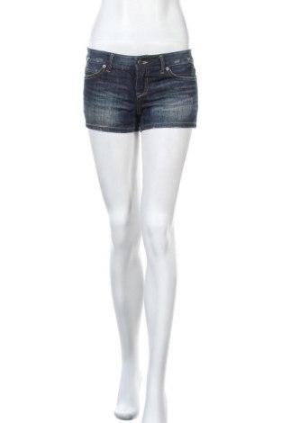 Дамски къс панталон Aeropostale, Размер S, Цвят Син, Цена 4,73лв.