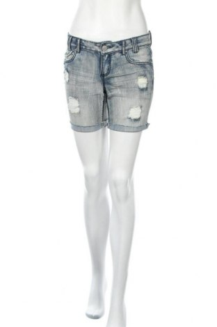 Дамски къс панталон Almost Famous, Размер S, Цвят Син, Цена 36,75лв.