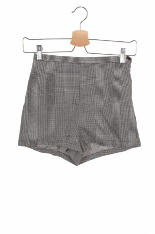 Дамски къс панталон American Apparel, Размер XS, Цвят Сив, 63% полиестер, 34% вискоза, Цена 15,96лв.