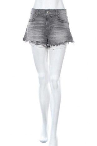 Дамски къс панталон American Eagle, Размер L, Цвят Сив, Цена 14,28лв.