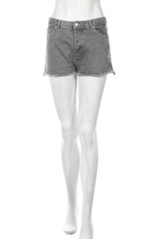 Дамски къс панталон American Vintage, Размер S, Цвят Сив, Памук, Цена 28,35лв.