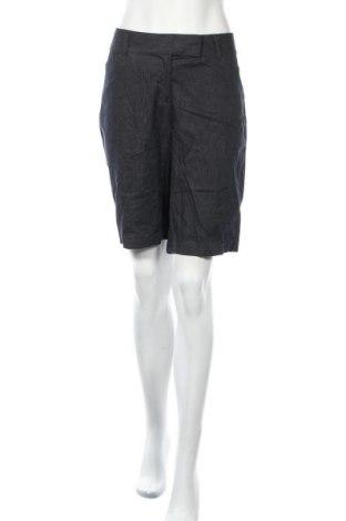 Дамски къс панталон Ann Taylor, Размер L, Цвят Син, 95% памук, 5% еластан, Цена 37,80лв.