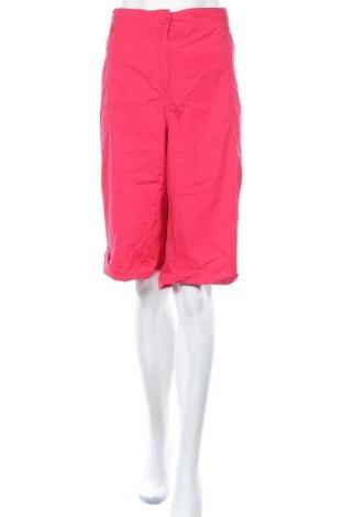 Γυναικείο κοντό παντελόνι Autograph, Μέγεθος 4XL, Χρώμα Ρόζ , 100% βαμβάκι, Τιμή 19,74€