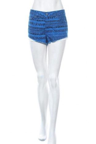 Дамски къс панталон Bongo, Размер L, Цвят Син, Цена 12,60лв.