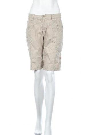 Дамски къс панталон Casa Blanca, Размер S, Цвят Бежов, Памук, Цена 4,46лв.