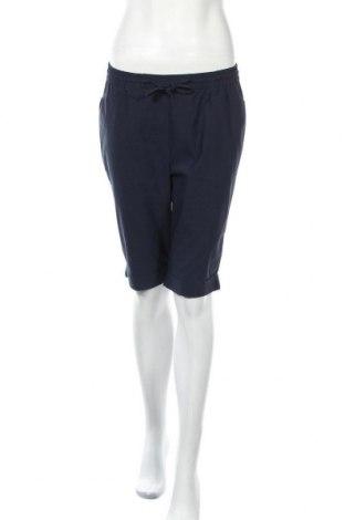 Γυναικείο κοντό παντελόνι Charles Vogele, Μέγεθος L, Χρώμα Μπλέ, 70% βισκόζη, 26% πολυεστέρας, 4% ελαστάνη, Τιμή 11,69€