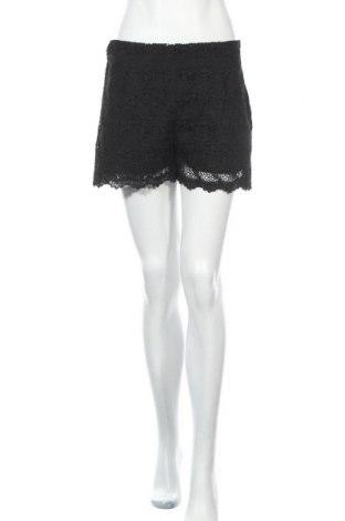 Dámské kraťasy  Charlotte Russe, Velikost M, Barva Černá, Polyester, Cena  134,00Kč