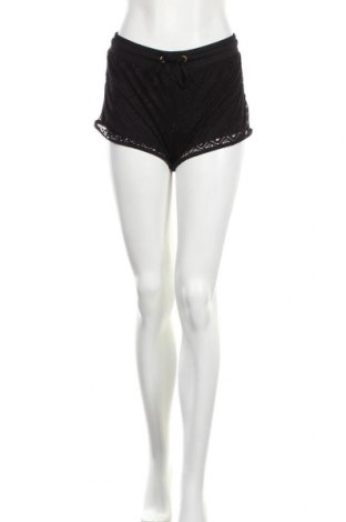 Дамски къс панталон Colours Of The World, Размер XL, Цвят Черен, 93% полиамид, 7% еластан, Цена 31,19лв.