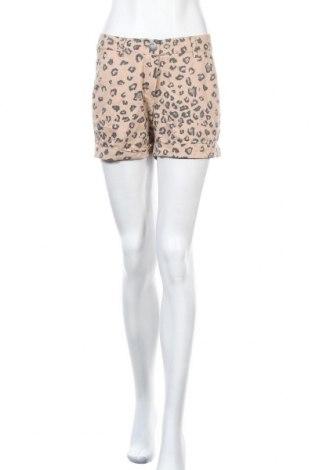 Дамски къс панталон Colours Of The World, Размер S, Цвят Бежов, Памук, Цена 14,96лв.