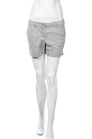 Дамски къс панталон Colours Of The World, Размер S, Цвят Сив, Памук, Цена 13,39лв.