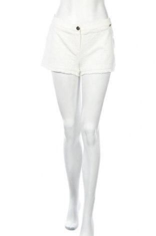 Дамски къс панталон Eureka, Размер XL, Цвят Бял, Памук, Цена 11,34лв.