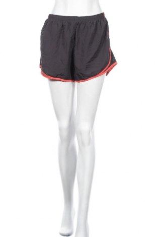 Дамски къс панталон Everlast, Размер L, Цвят Сив, Полиестер, Цена 4,16лв.
