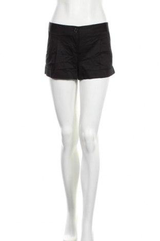 Дамски къс панталон Express, Размер S, Цвят Черен, 99% памук, 1% еластан, Цена 20,95лв.