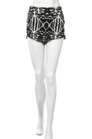 Дамски къс панталон Express, Размер M, Цвят Черен, Вискоза, Цена 8,82лв.
