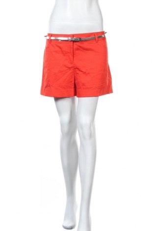 Дамски къс панталон Express, Размер L, Цвят Оранжев, 99% памук, 1% еластан, Цена 8,93лв.
