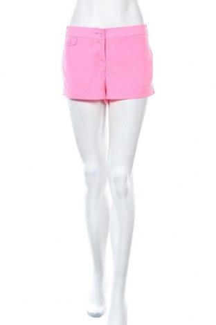 Дамски къс панталон Express, Размер M, Цвят Розов, Полиестер, Цена 13,39лв.