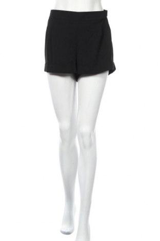Дамски къс панталон Express, Размер XL, Цвят Черен, Полиестер, Цена 12,60лв.