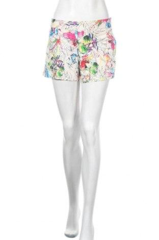 Дамски къс панталон Express, Размер M, Цвят Многоцветен, 99% памук, 1% еластан, Цена 12,50лв.