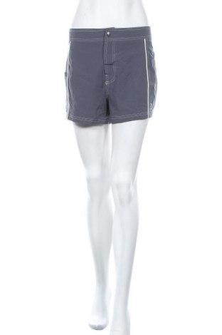 Дамски къс панталон Free Country, Размер L, Цвят Сив, 93% полиестер, 7% еластан, Цена 4,99лв.