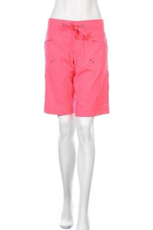 Дамски къс панталон Free Country, Размер M, Цвят Розов, 90% полиестер, 10% еластан, Цена 18,95лв.