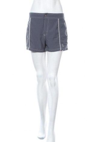 Дамски къс панталон Free Country, Размер M, Цвят Сив, 93% полиестер, 7% еластан, Цена 7,56лв.