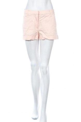 Дамски къс панталон H&M Conscious Collection, Размер S, Цвят Розов, 97% памук, 3% еластан, Цена 7,32лв.