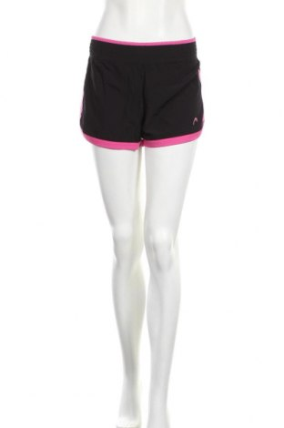 Дамски къс панталон Head, Размер M, Цвят Черен, 95% полиестер, 5% еластан, Цена 21,95лв.