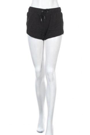 Дамски къс панталон Head, Размер XS, Цвят Черен, 90% полиестер, 10% еластан, Цена 11,55лв.